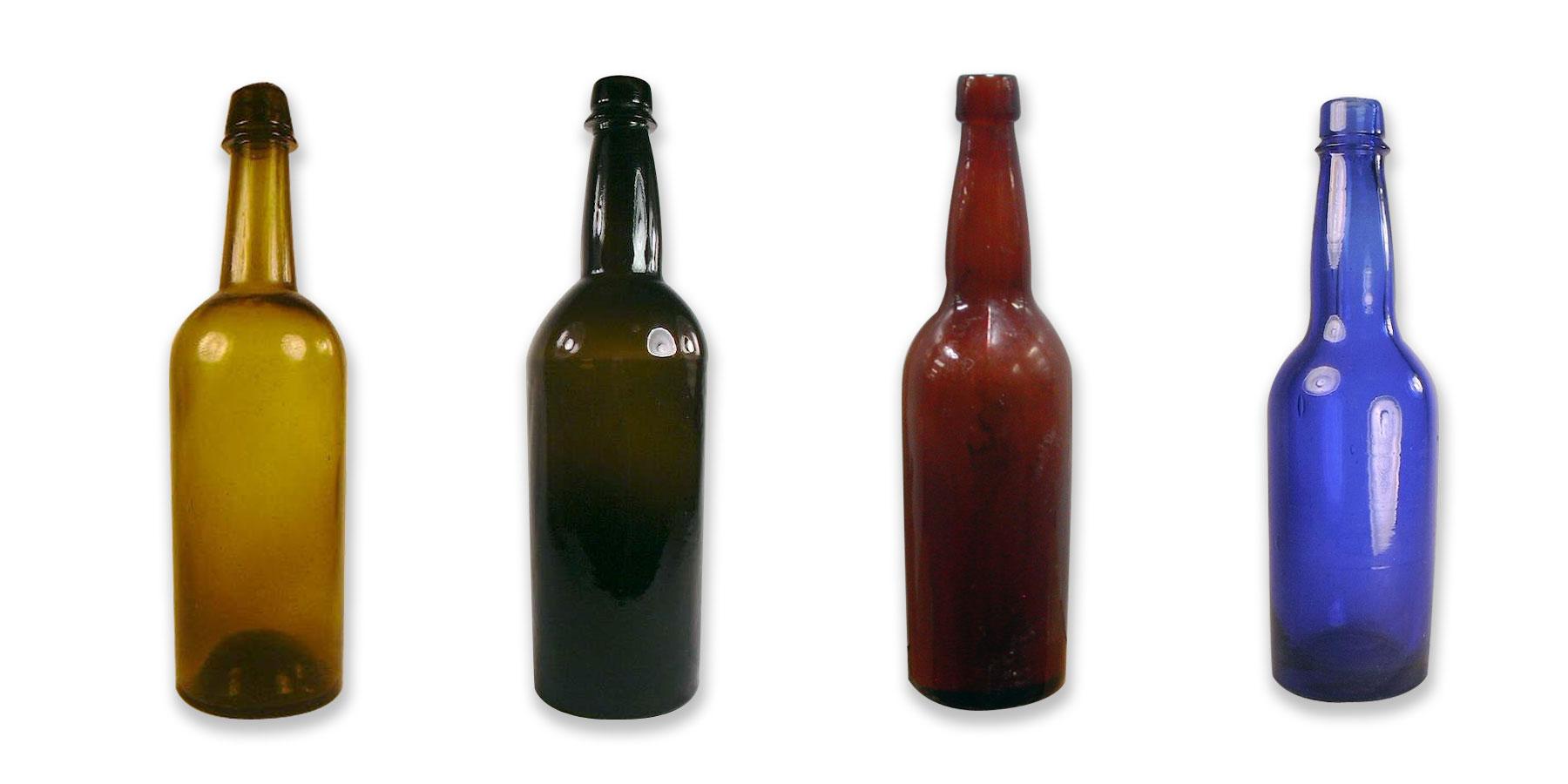 une courte histoire des bouteilles de bi re long neck. Black Bedroom Furniture Sets. Home Design Ideas