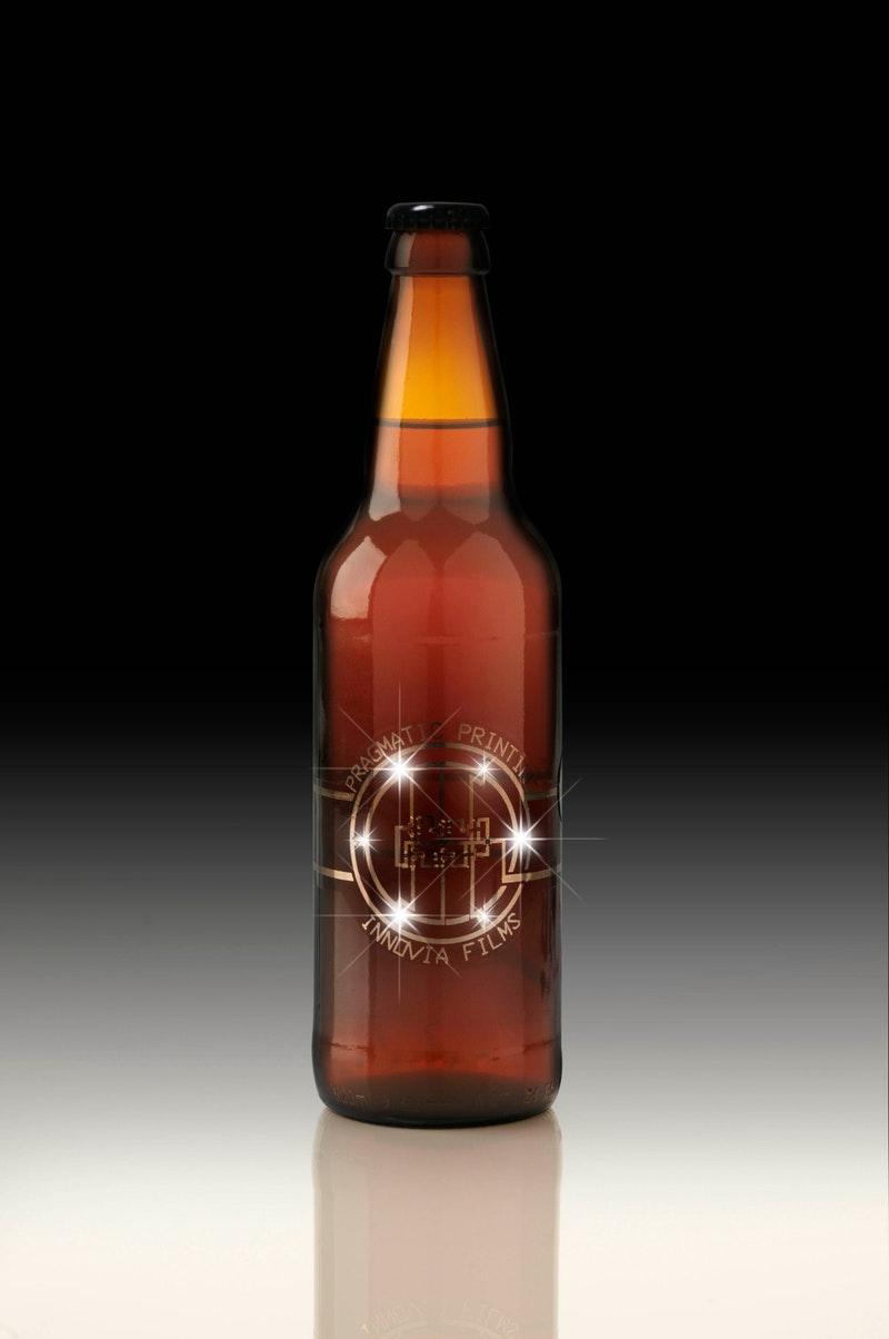 etiquette biere electronique innovia