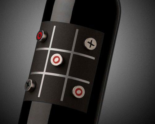 etiquette vins morpion