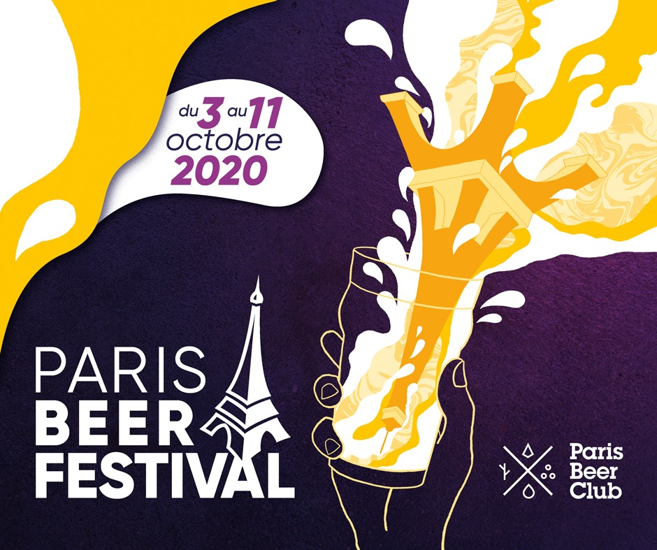 paris beer festival biere week 7 2020