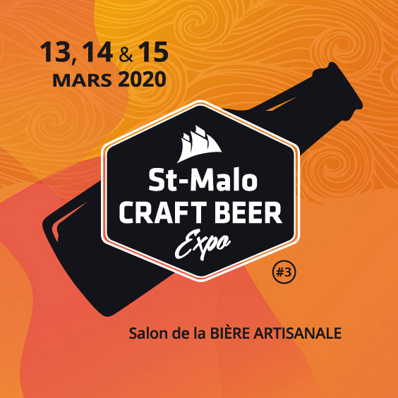 saint malo craft beer biere expo mars 2020 bretagne