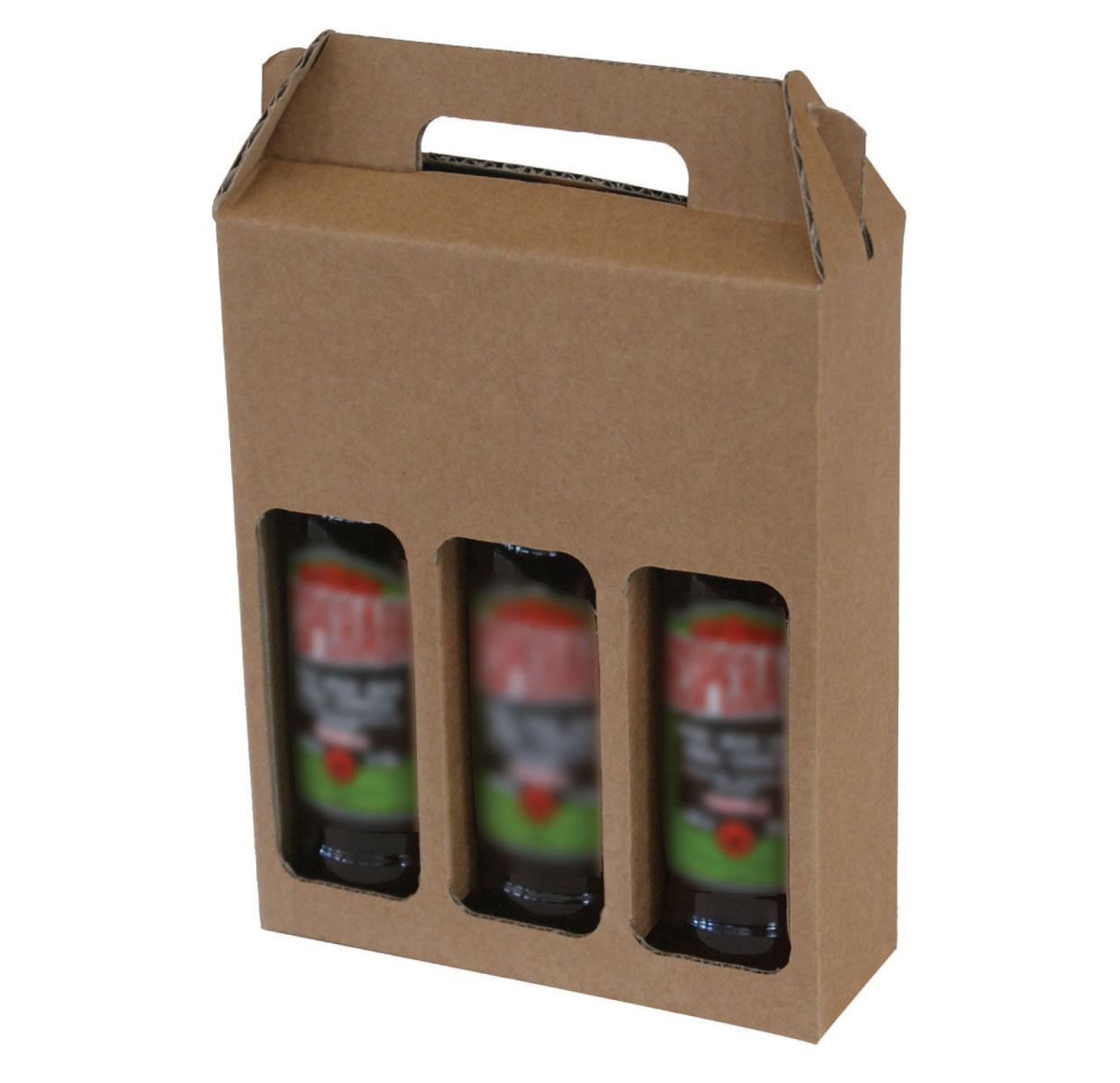 Les emballages des bouteilles de bi re for Des cartons pour demenager
