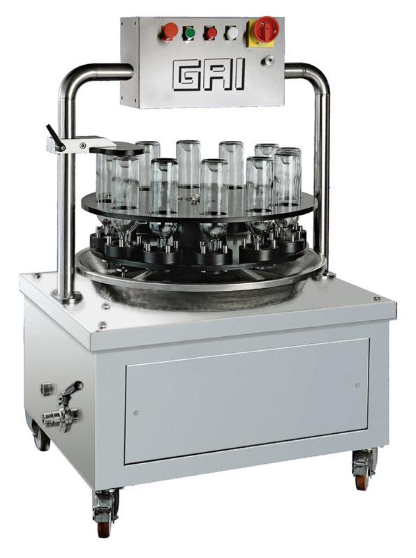 Rinceuse Semi-automatique bouteilles bières brasserie