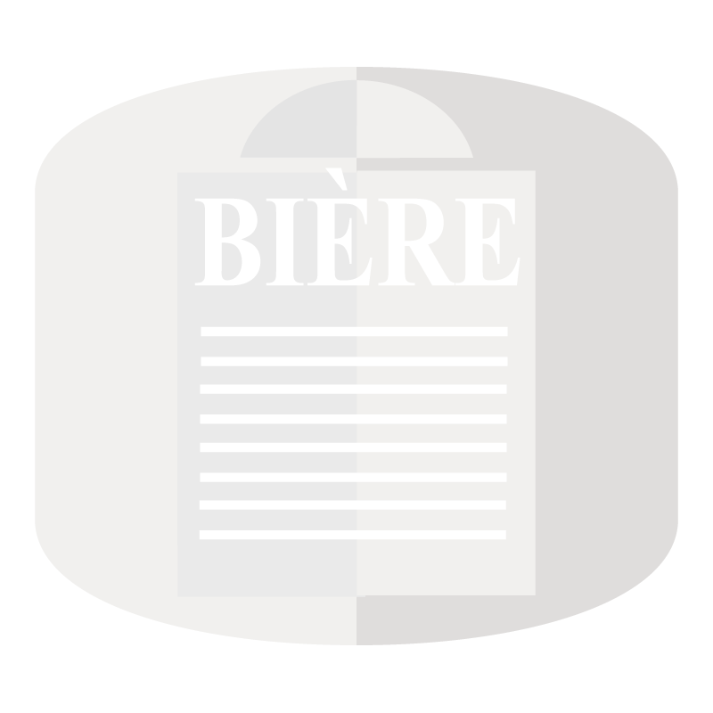 Fabrication Impression Contre-Étiquette Bouteille Bière