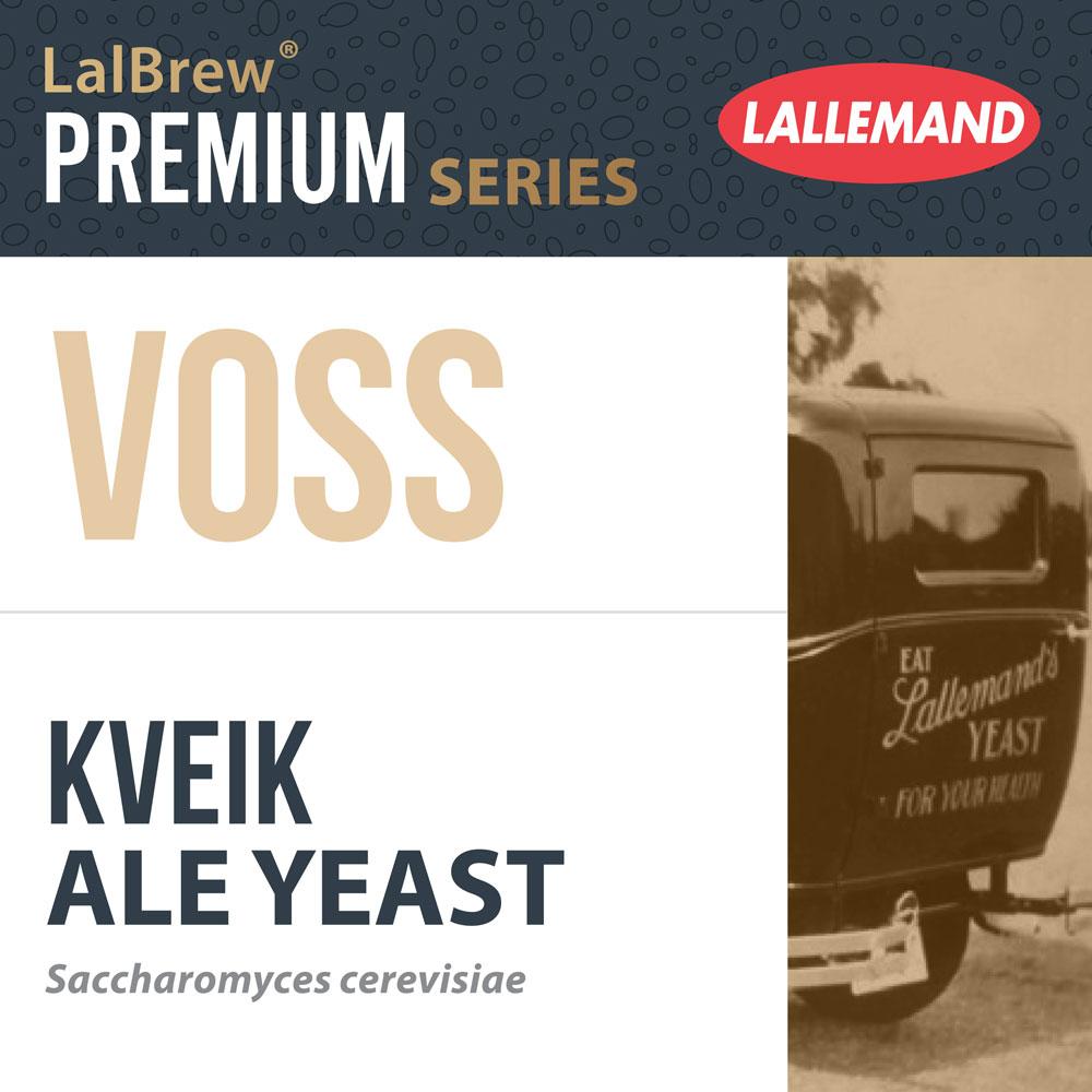 Voss Kveik, levure de type Norvegienne pour bière voss