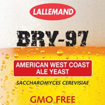 BRY-97 West Coast Levure Bières Ale type american west coast