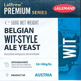 LalBrew® Wit Levure style Belge