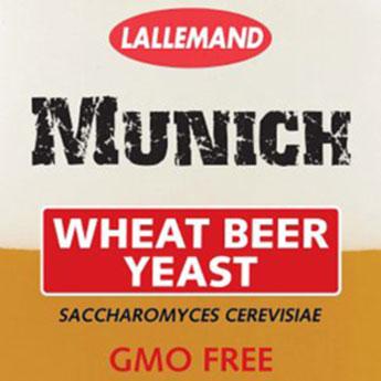 Munich Levure allemande pour bières de blé