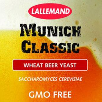 Munich Classic Levure pour bières de blé Bavaroises