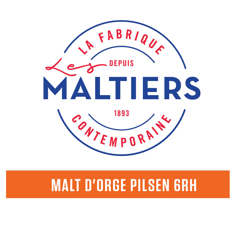 Malt D'Orge Pilsen 6RH