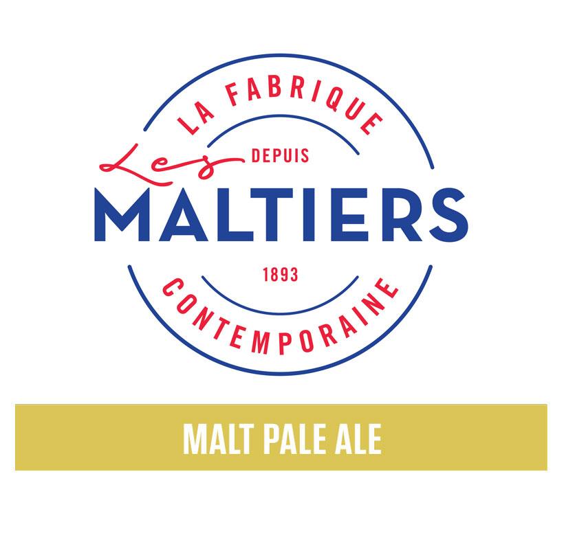 Malt Pale Ale pour la bière