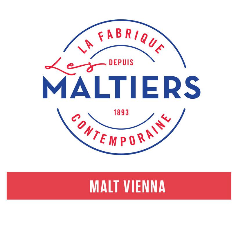 Malt Vienna pour la bière