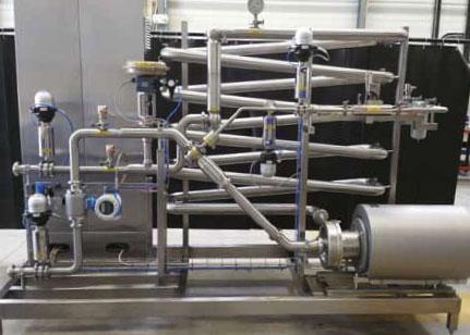 Boucle de carbonatation
